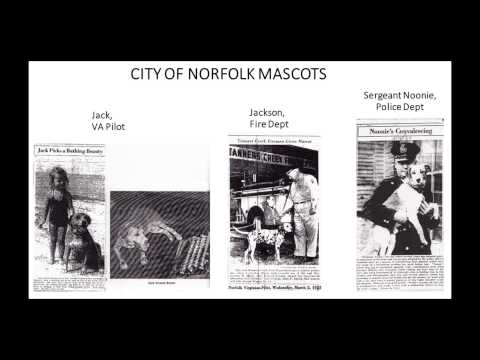 Norfolk's Animals - A History
