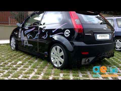 Fiesta Ford Fiesta 1.2 16v Tuning