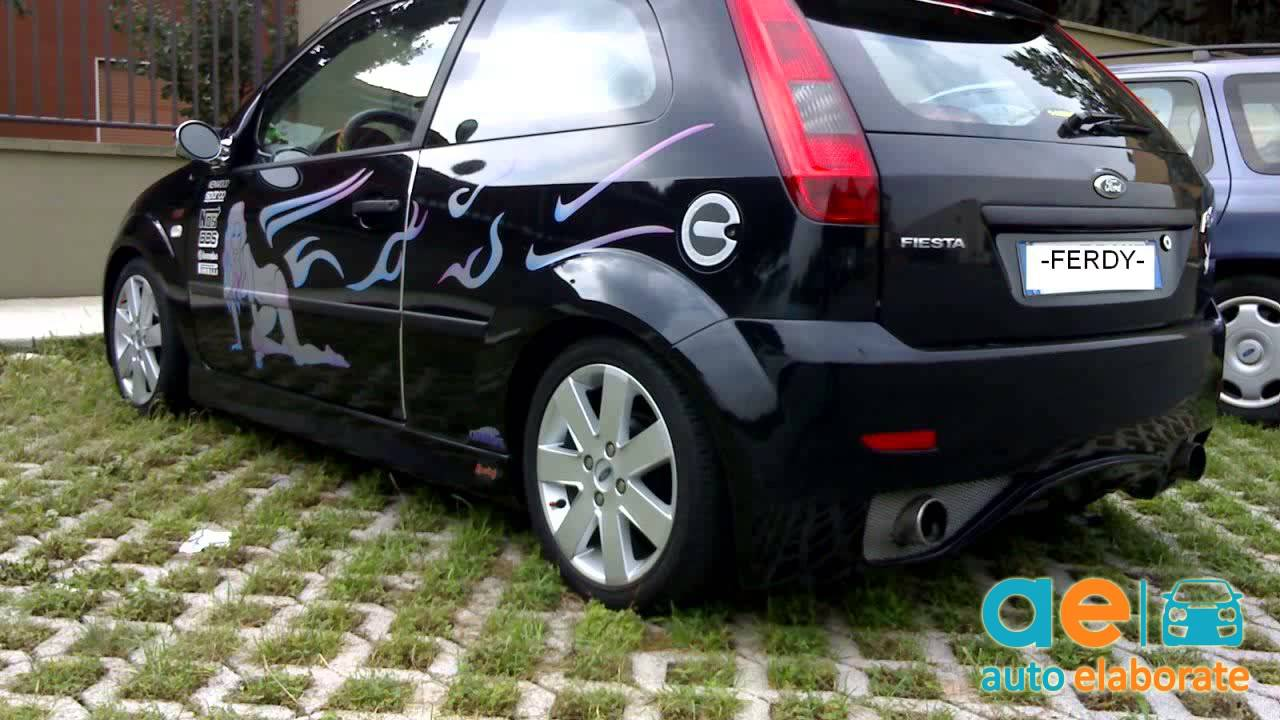 fiesta ford fiesta 1 2 16v tuning youtube. Black Bedroom Furniture Sets. Home Design Ideas