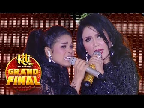 Zona Amazing Star! Delima Ft  Rita Sugiarto [IMING IMING] - Grand Final KDI (2/10)