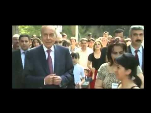 Almaz Ələsgərli - Ulu öndər (Rəsmi klip) (NN film)