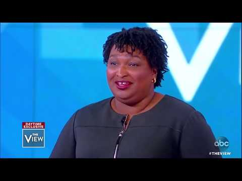 Stacey Abrams on 2020 Election and SOTU | The View