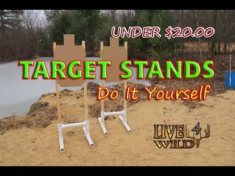 Target Stand DIY