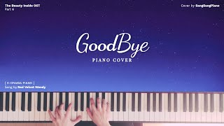 "뷰티인사이드The Beauty Inside OST Red Velvet (웬디) ""Good Bye"" │Piano Cover 피아노 커버 mp3"