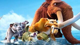 Ледниковый период - Столкновение неизбежно - Тизер-Трейлер 2016 (Мультик)