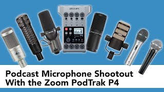 Can the Zoom PodTrak P4 Handle Gain Hungry Microphones?