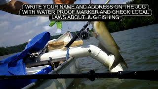 JUG FISHING 101