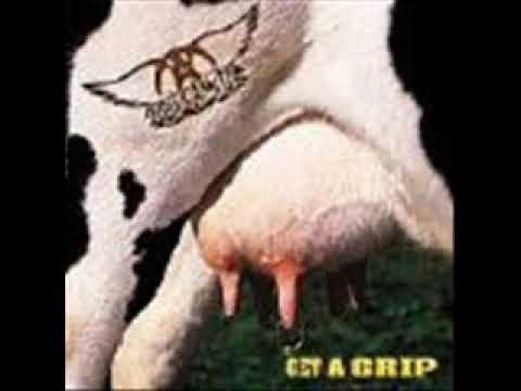 12 Line Up Aerosmith 1993 Get A Grip