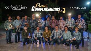 Puras Complacencias Vol.3 - Disco En Vivo - Completo - 19 temas