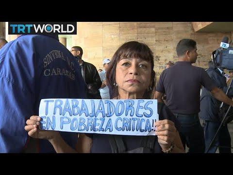 Venezuela In Turmoil: Shortage Of Medical Equipment Worsens