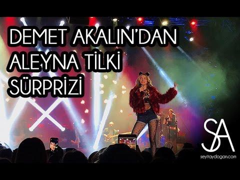 Demet Akalın - BGM Aleyna Tilki Açılış - 18.03.2017