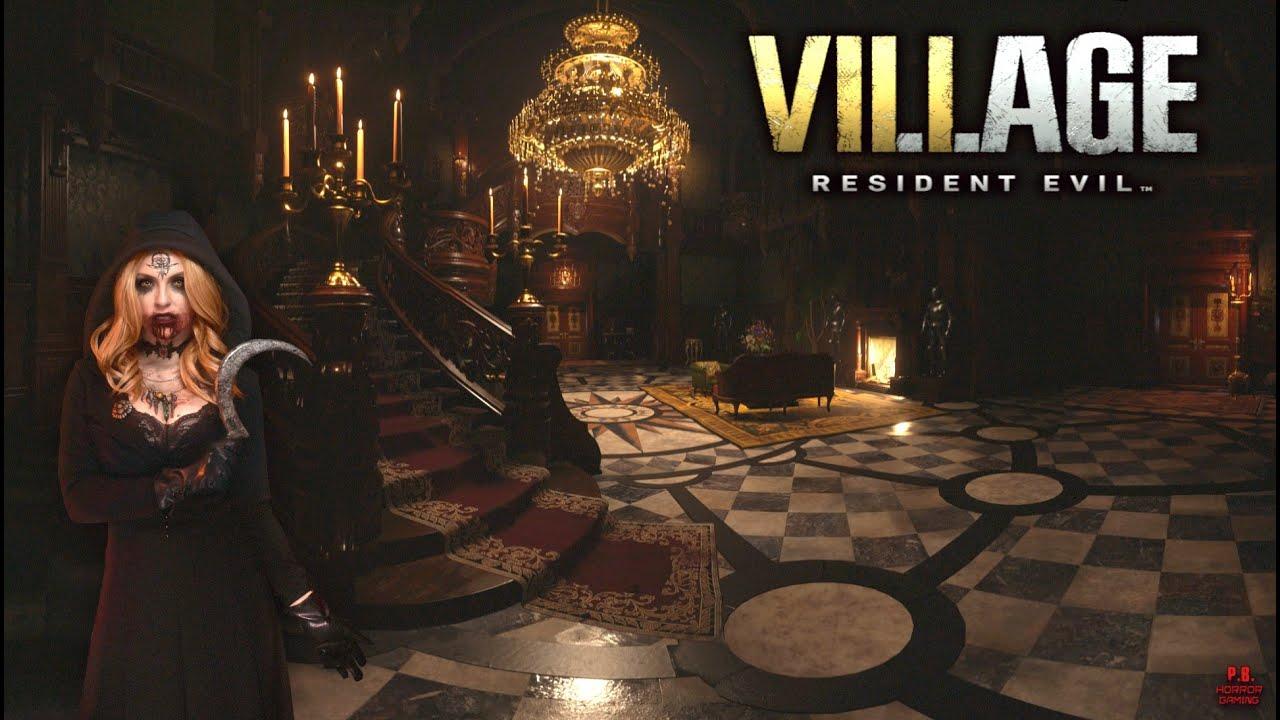 Resident Evil : Village (Castle Demo) Full Gameplay Walkthrough No Commentary