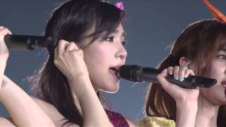 Into the New World acapella (Girls' Generation Japan 2nd Tour)
