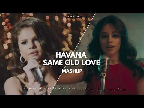 Havana, Same Old Love - Mashup