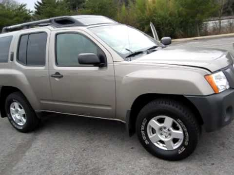 2007 nissan xterra s 4x4 at vw hyundai of murfreesboro youtube. Black Bedroom Furniture Sets. Home Design Ideas