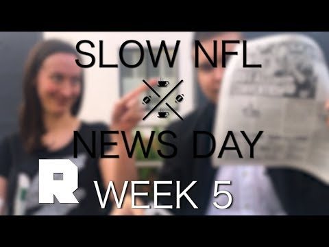 'Slow NFL News Day': Week 5 With Special Guest Mallory Rubin | The Ringer