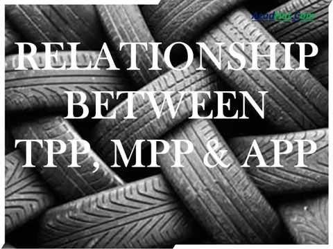 Relationship Between TPP , MPP & APP - 12th Economics