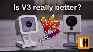 Wyze Cam V3 vs Wyze Cam V2 - Comparing  Features, Video & Audio Quality