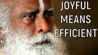 Sadhguru - The evolution of the teacher, the most important thing.