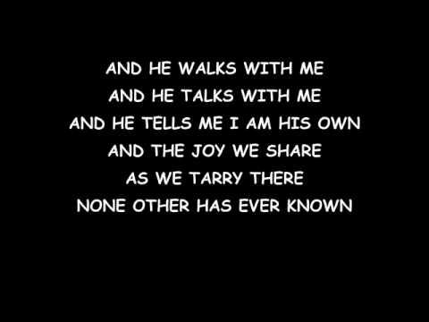 IN THE GARDEN/JUST A CLOSER WALK/WHAT A FRIEND