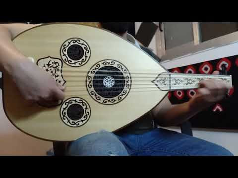 Classic Model Egyptian Oud For Sale (SOLD)