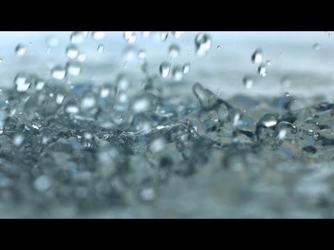 Free Slow Motion Footage: Heavy Rain