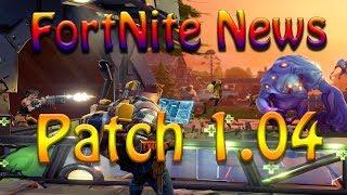 FNN - Fortnite News - Patch 1.4 [PT/BR] #1