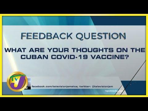 Feedback Question | TVJ News - July 13 2021