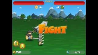 A little war HD Gameplay (iPhone,iPod,iPad)