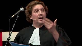 La postérité a déjà jugé Desproges - L' avocat de la défense Alex Vizorek