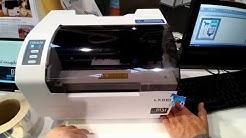 Primera LX610e Drucker und Cutter kurz erklärt