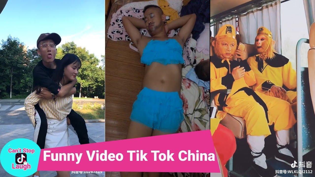 Tik Tok China : Funny Video Tik Tok China/Douyin/Episode 1