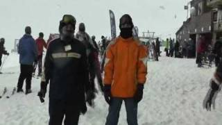 Big Bang My Heaven MV Snowboarding Queenstown NZ Coronet Peak & Remarkables 2009