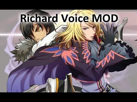 [Elsword] Raven as Richard Voice MOD [ Version 1.0 ]