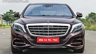 2015 Mercedes-Maybach S 600 review by OVERDRIVE
