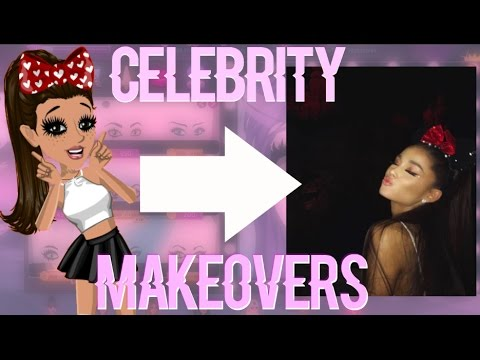GIVING PEOPLE CELEBRITY MAKEOVERS ON MSP!!! MSP CELEBRITY LOOKALIKES!!
