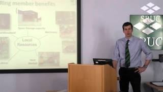 Co-operation in Scottish Farming with Michael Bayne