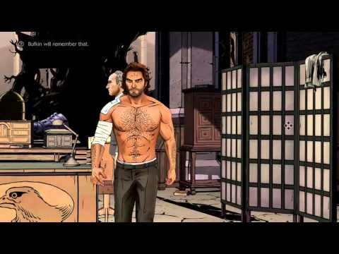 The Wolf Among Us This Choice Is Blank! Glitch