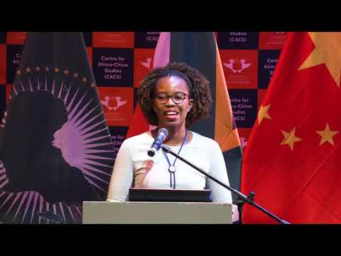 Day 02 Part 02 Africa   China Industrial and Infrastructural Cooperation