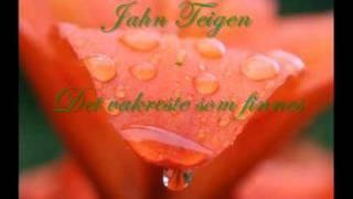 Jahn Teigen - Det vakreste som finnes (med lyrics)