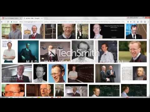 Top 9 most talented intelligent & famous mathematicians of all time