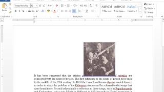 без перемещения картинки из первого абзаца, примените обтекание текстом по контуру только с