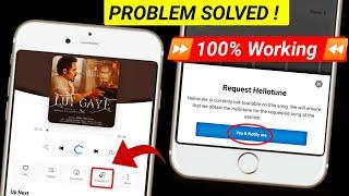 Airtel Request Hello Tune   Lut Gaye Hellotune Airtel   How To Set Request Ht Wynk Music screenshot 3