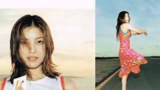 """上原多香子さんのalbum""""FIRST WING""""より。"""