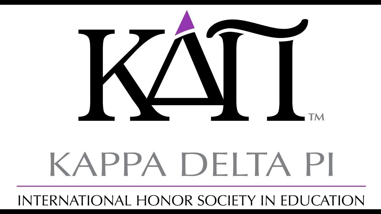 Kappa Delta Pi - Fall 2018 Induction Ceremony