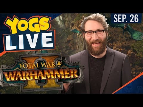 Total War: Warhammer II w/ Lewis and Tom - 26th September 2017 [Sponsored]