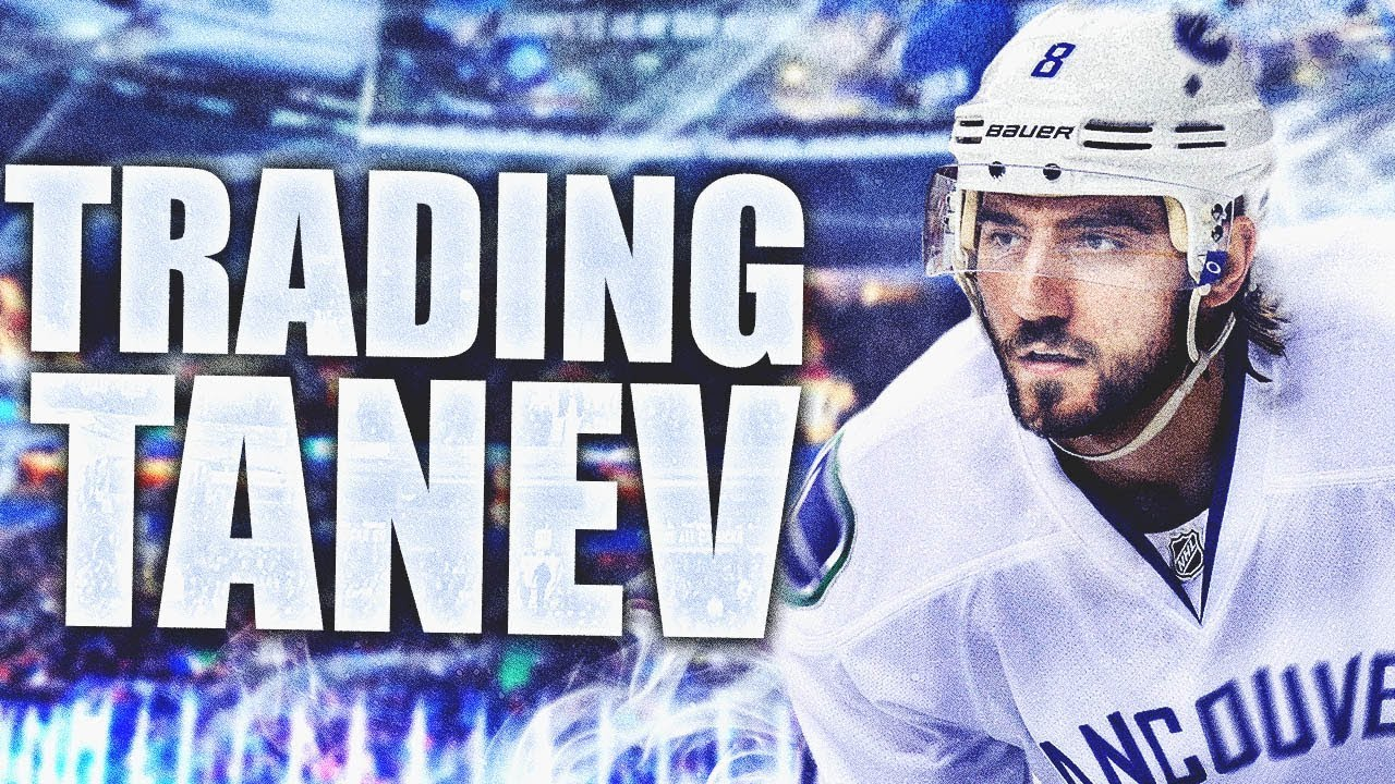 Canucks Trade Rumours: Looking To Trade Chris Tanev (2019 NHL Trade Rumours  - Canucks Trade Tanev?)