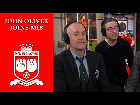 Men in Blazers: John Oliver the footballer | NBC Sports