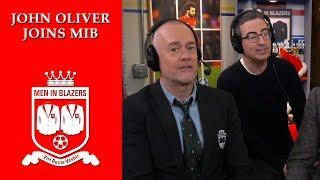Men in Blazers: John Oliver the footballer | NBC Sports