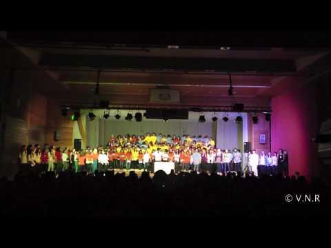 OS Zermatt Dräcksiess Musical - Wier si immer ver enand da